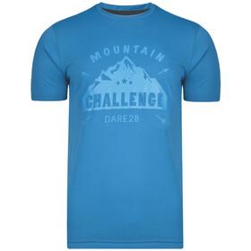 Dare 2b Righteous Kortærmet T-shirt Herrer blå